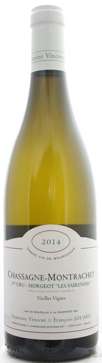 Vino bianco Chassagne-Montrachet Morgeot
