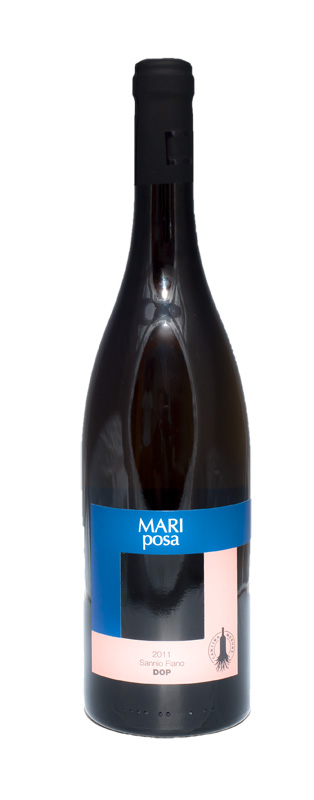 Vino bianco Mariposa Sannio Fiano