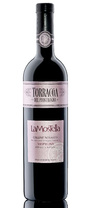 Vino rosso Vespolina La Mostella