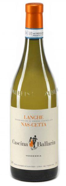 Vino bianco Langhe Nascetta