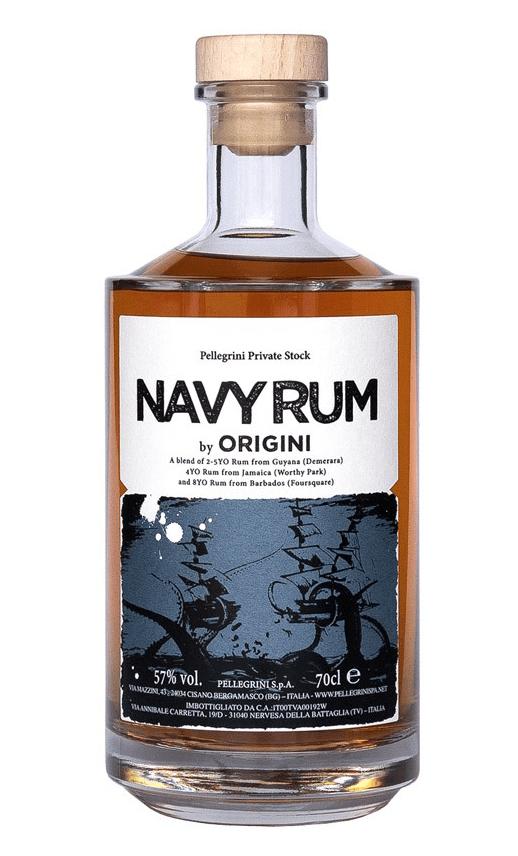 Confezione regalo Navy Rum by Origini