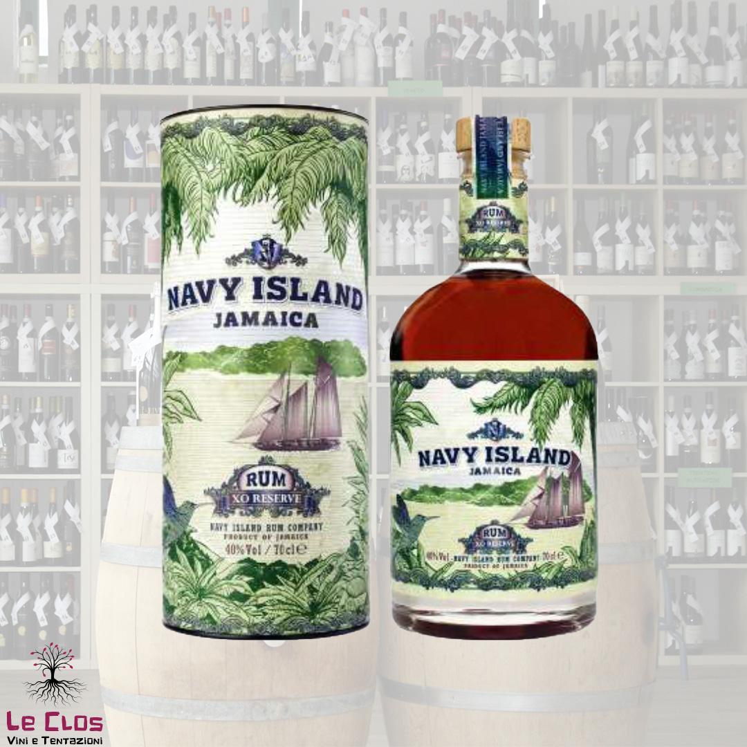 Distillato Rum XO Reserve Jamaica Navy Island
