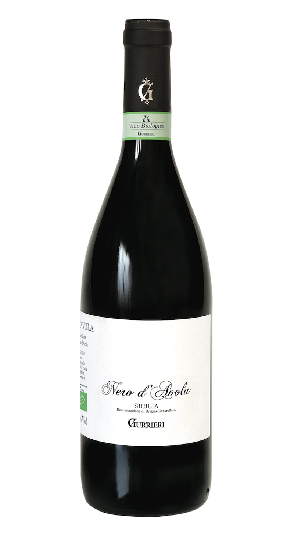 Vino rosso Nero D'Avola Sicilia