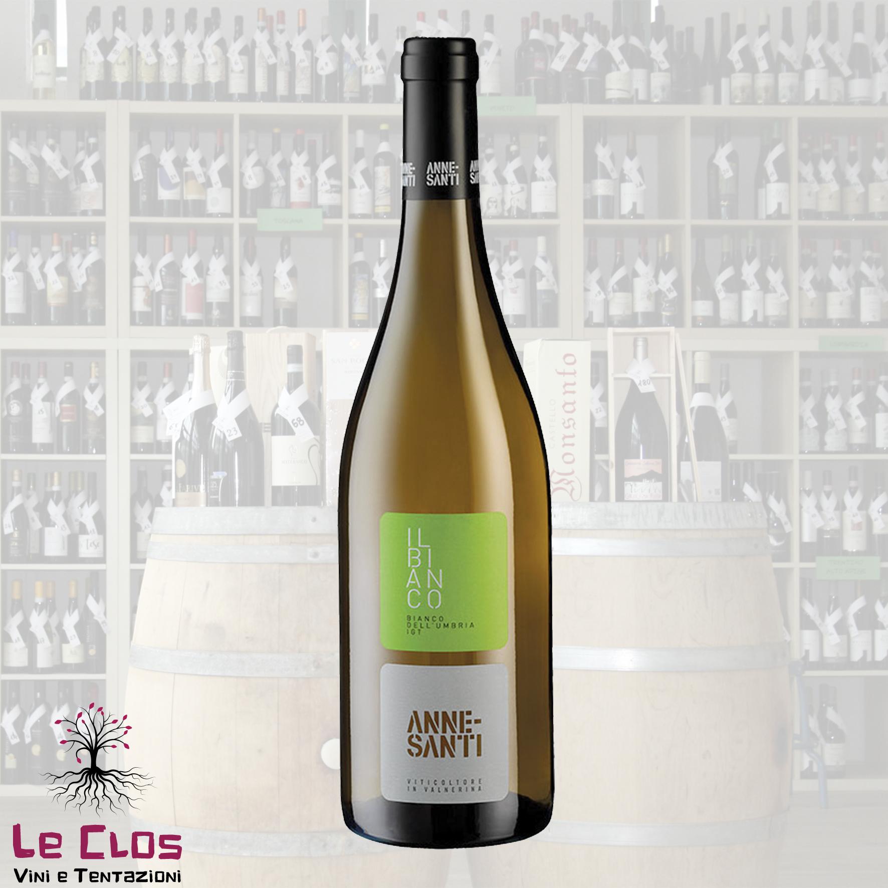 Vino bianco Il Bianco - Bianco dell'Umbria