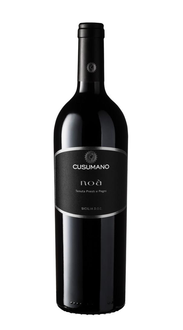 Vino rosso Noà Sicilia