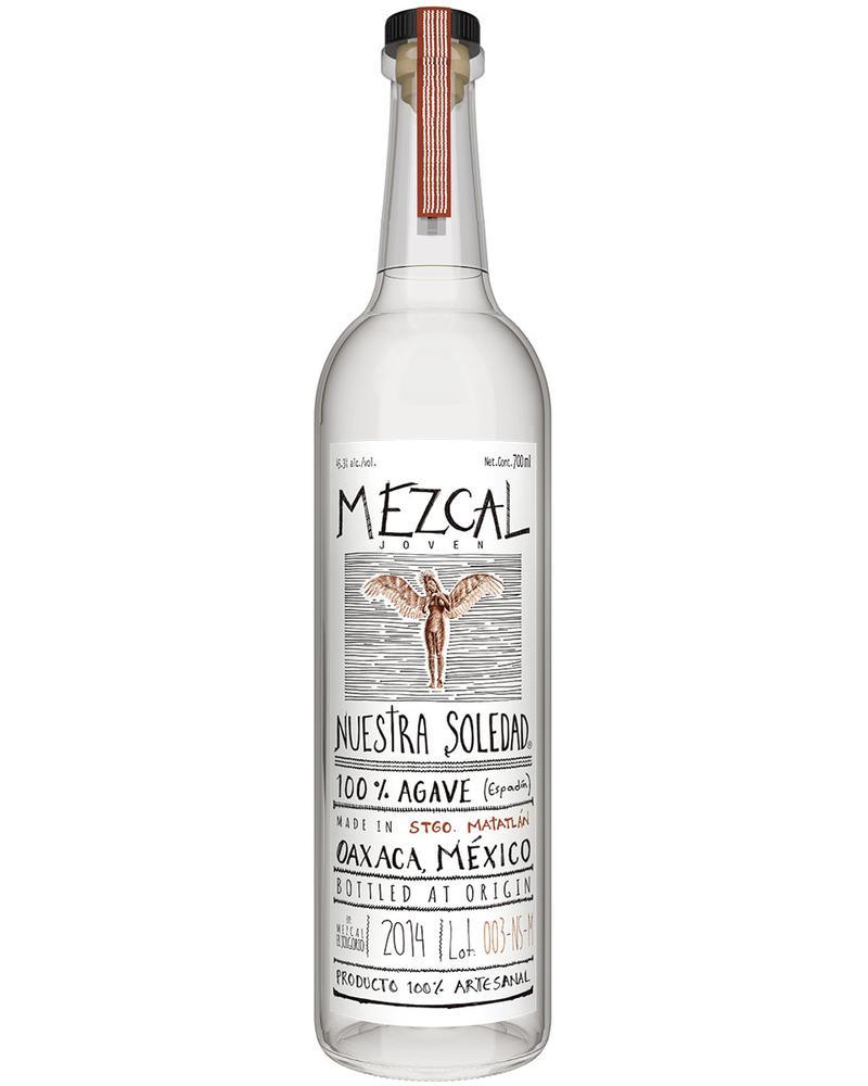 Distillato Mezcal Artesanal Santiago Matatlan Nuestra Soledad