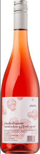 Vino rosato Johudlerfrizzante