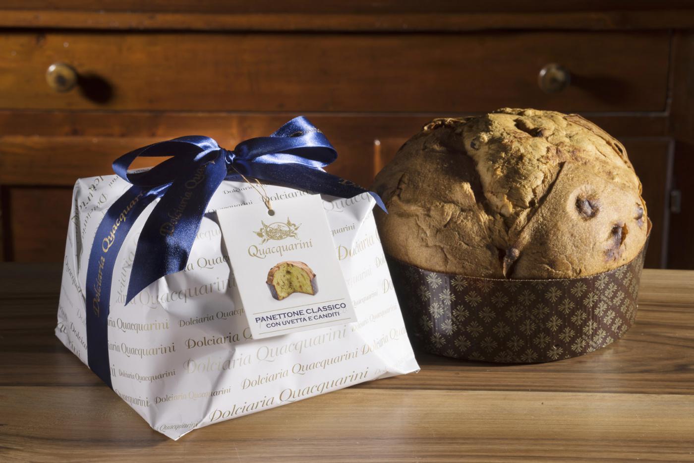 Confezione regalo I dolci lievitati Quacquarini