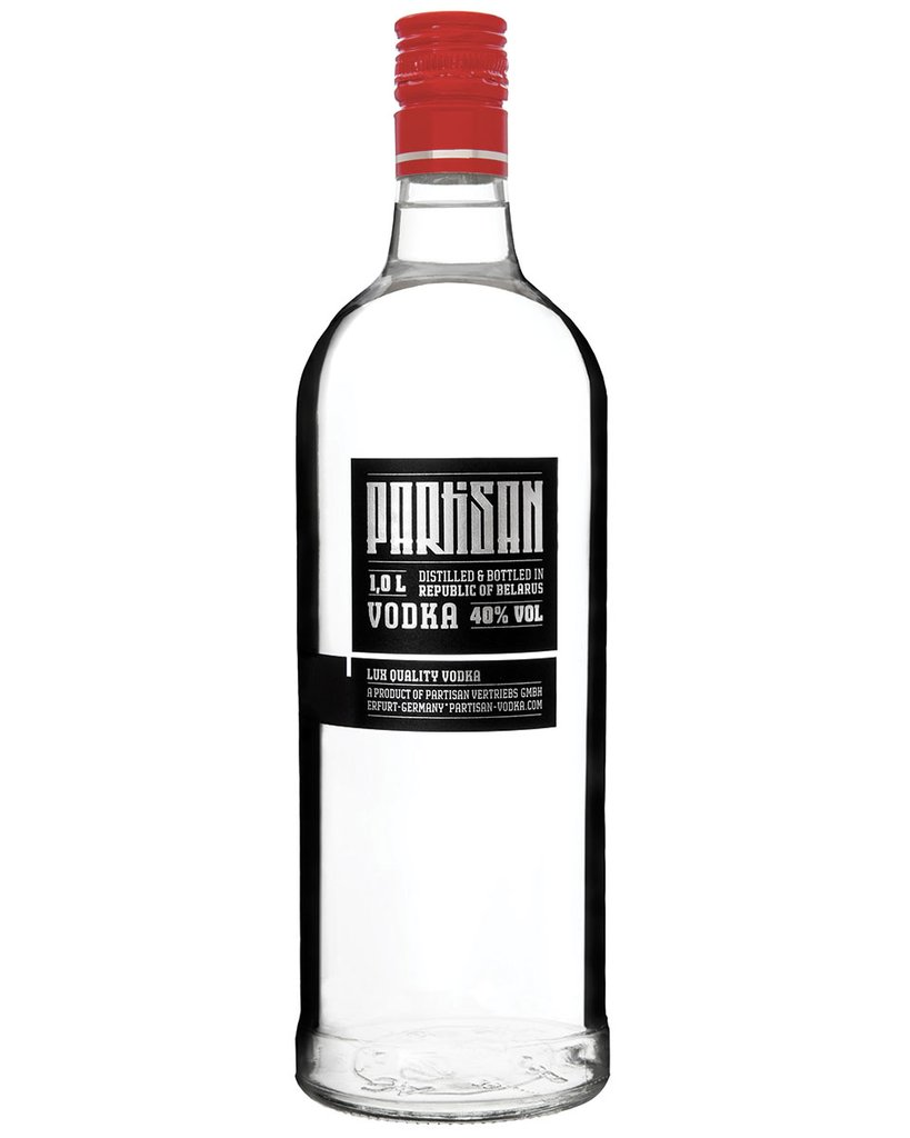 Distillato Vodka Partisan