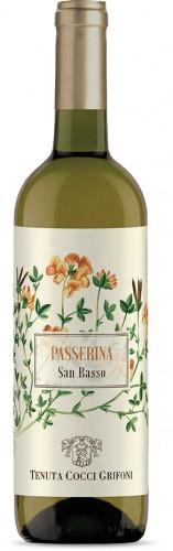 Vino bianco San Basso Passerina