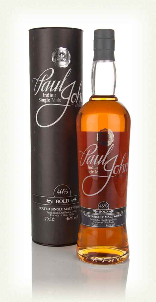 Distillato Whisky Bold Single Malt Paul John