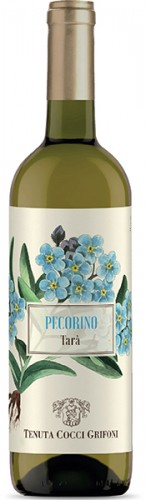 Vino bianco Tarà Falerio Pecorino
