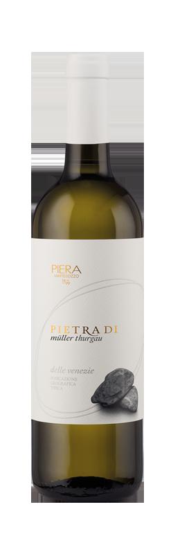 Vino bianco Muller Thurgau delle Venezie
