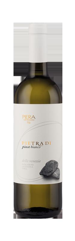 Vino bianco Pinot Bianco delle Venezie