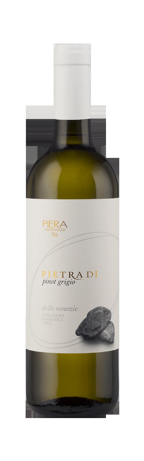 Vino bianco Pinot Grigio delle Venezie