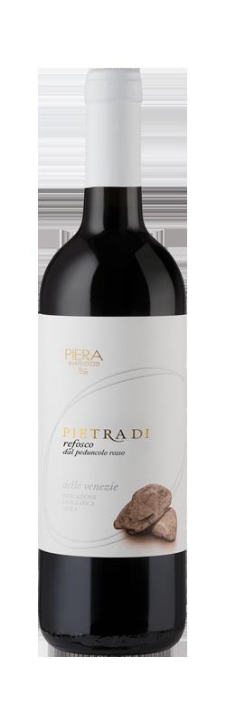 Vino rosso Refosco dal Peduncolo Rosso delle Venezie