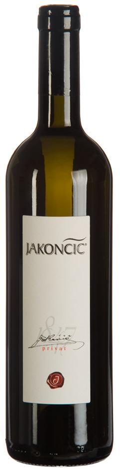 Vino bianco Privat Jakoncic
