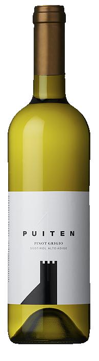 Vino bianco Pinot Grigio Puiten