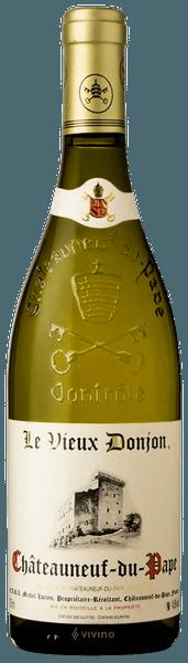 Vino bianco Châteauneuf-du-Pape Blanc