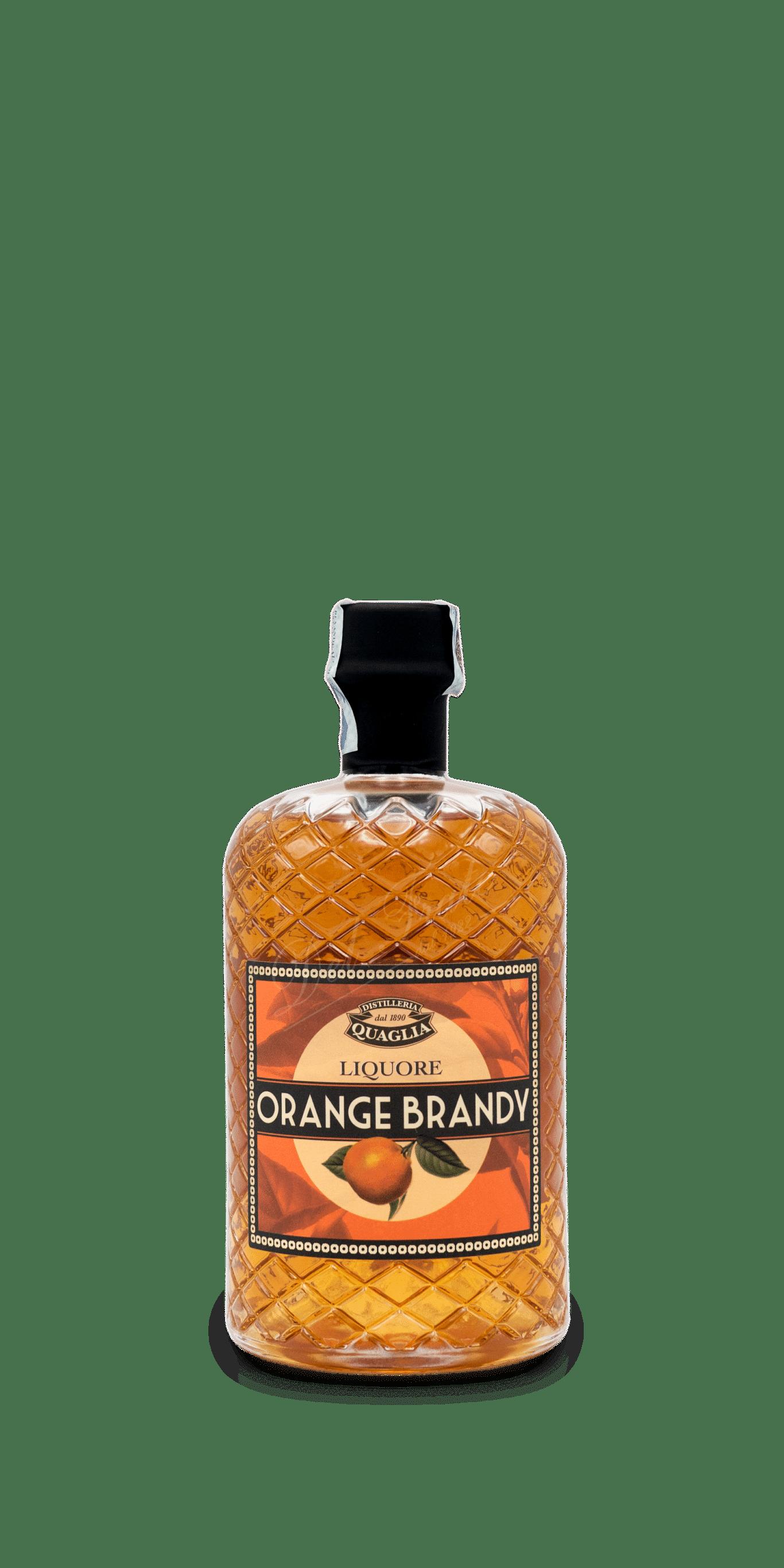 Distillato Liquore all'Arancia Distilleria Quaglia