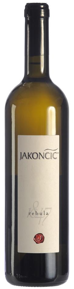 Vino bianco Rebula Jakoncic