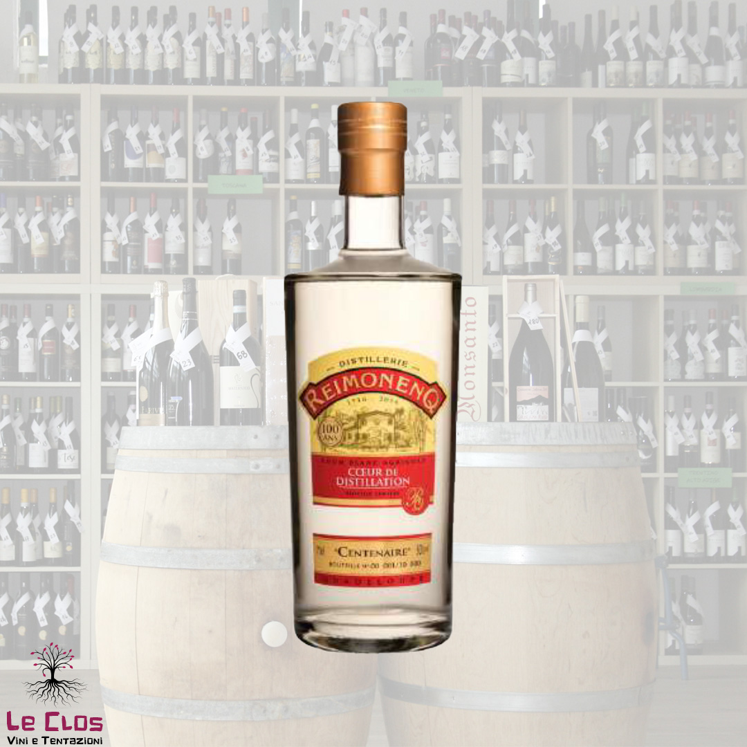 Distillato Rhum Agricole Blanc