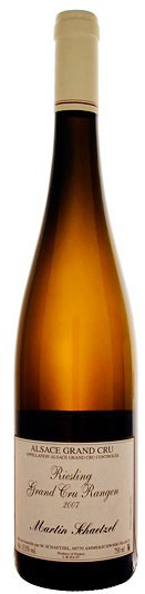 Vino bianco Riesling Grand Cru Rangen de Thann