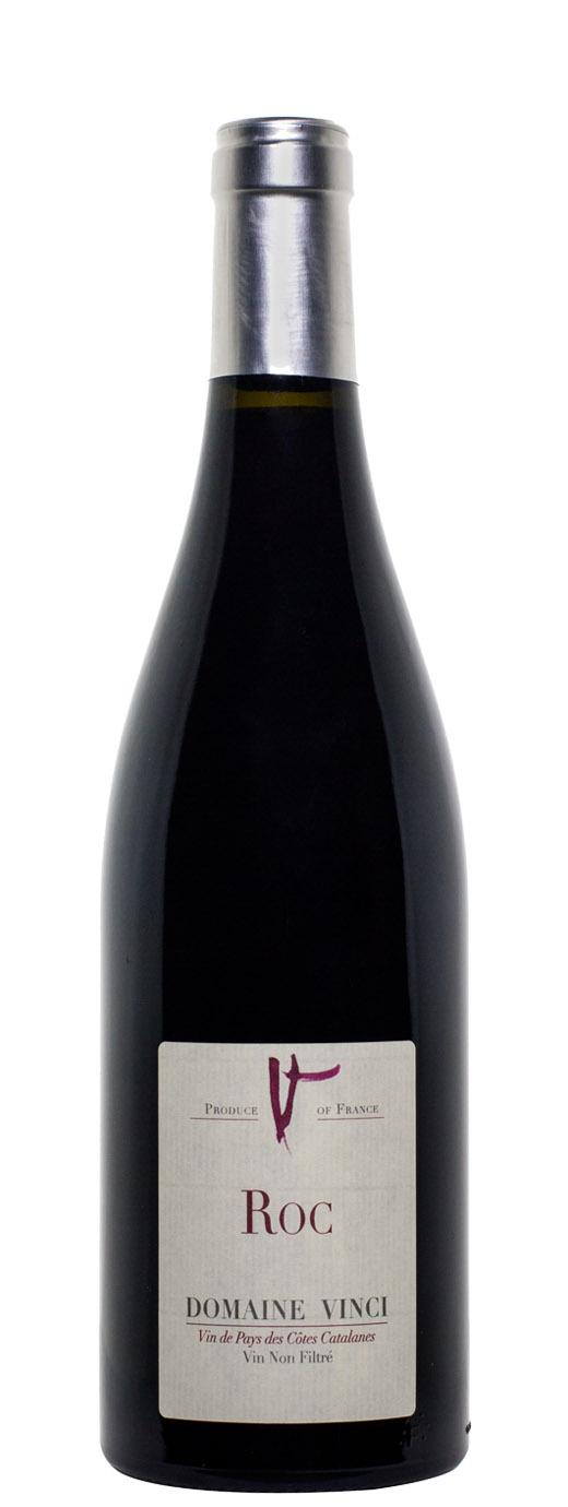 Vino rosso Roc Cotes Catalanes