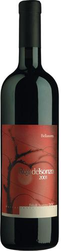 Vino rosso Roja de Isonzo Friuli Isonzo