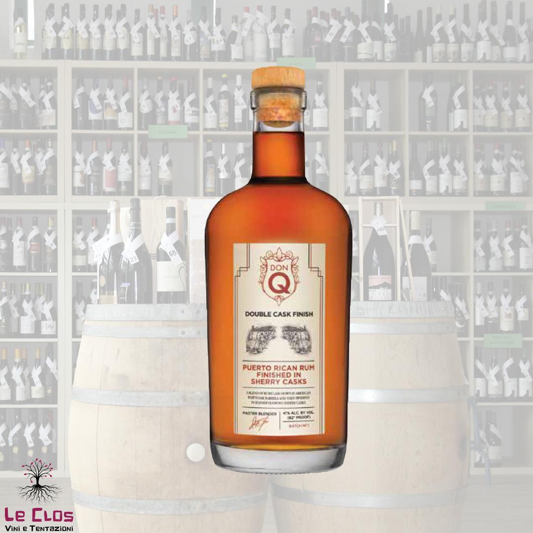 Distillato Rum Sherry Cask Finish Puerto Rico DonQ