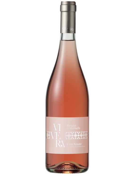 Vino rosso Rosato di Martinella Etna Rosato
