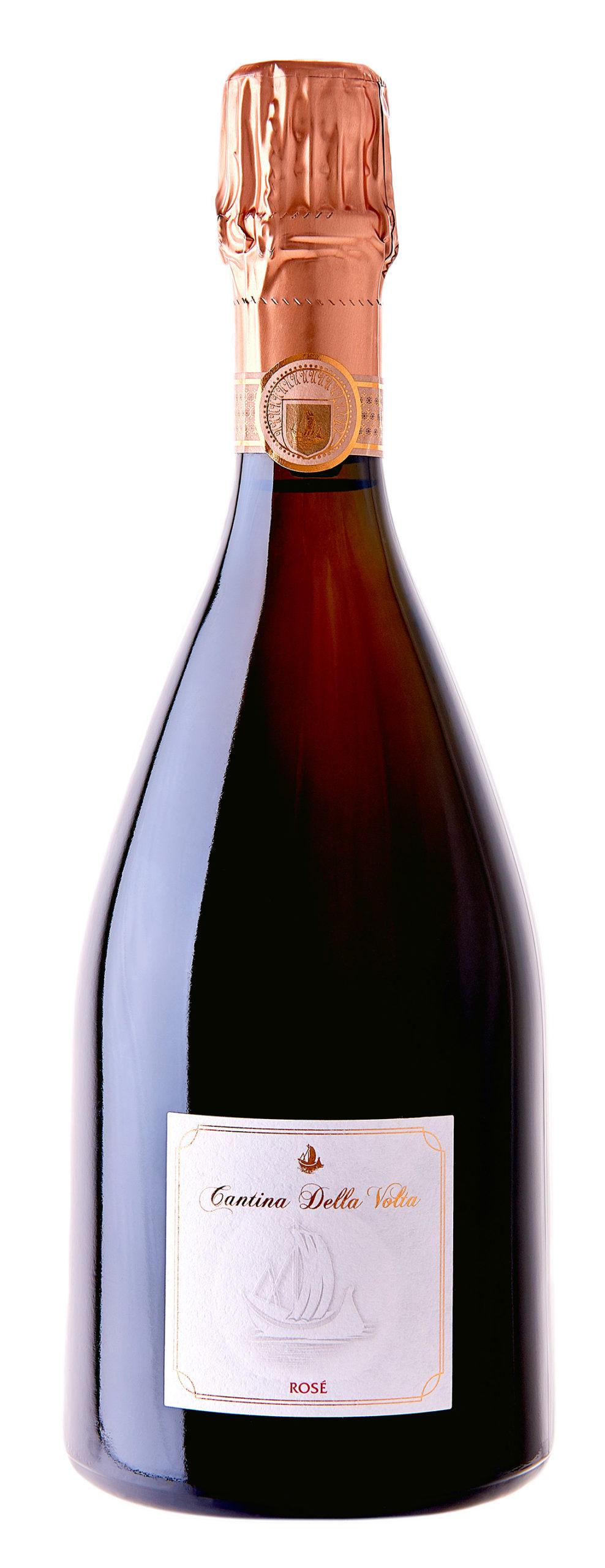 Vino rosso Spumante Metodo Classico Rosè Lambrusco di Sorbara Rosè Brut