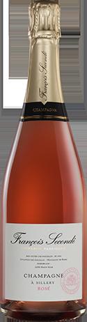 Vino rosso Champagne Brut Rosé
