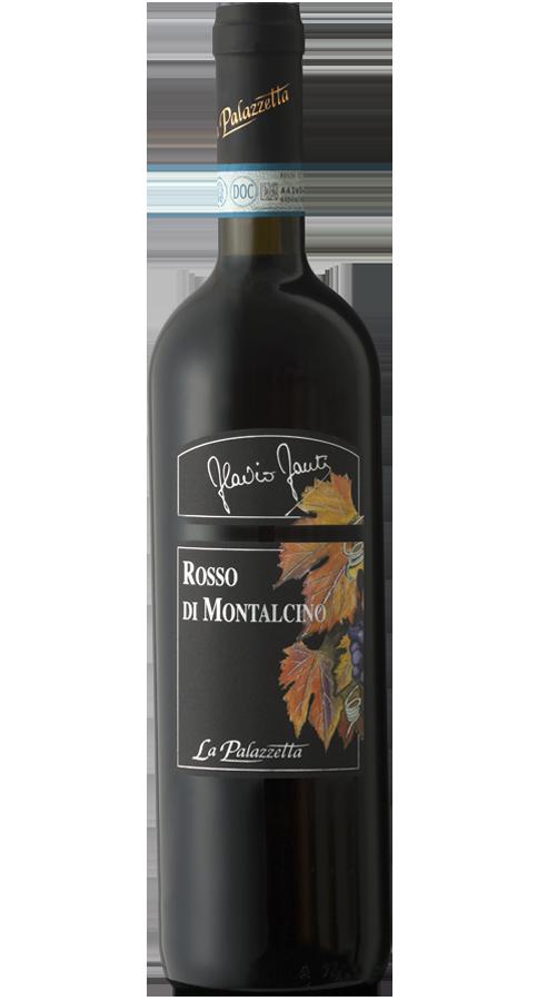 Vino rosso Rosso di Montalcino La Palazzetta
