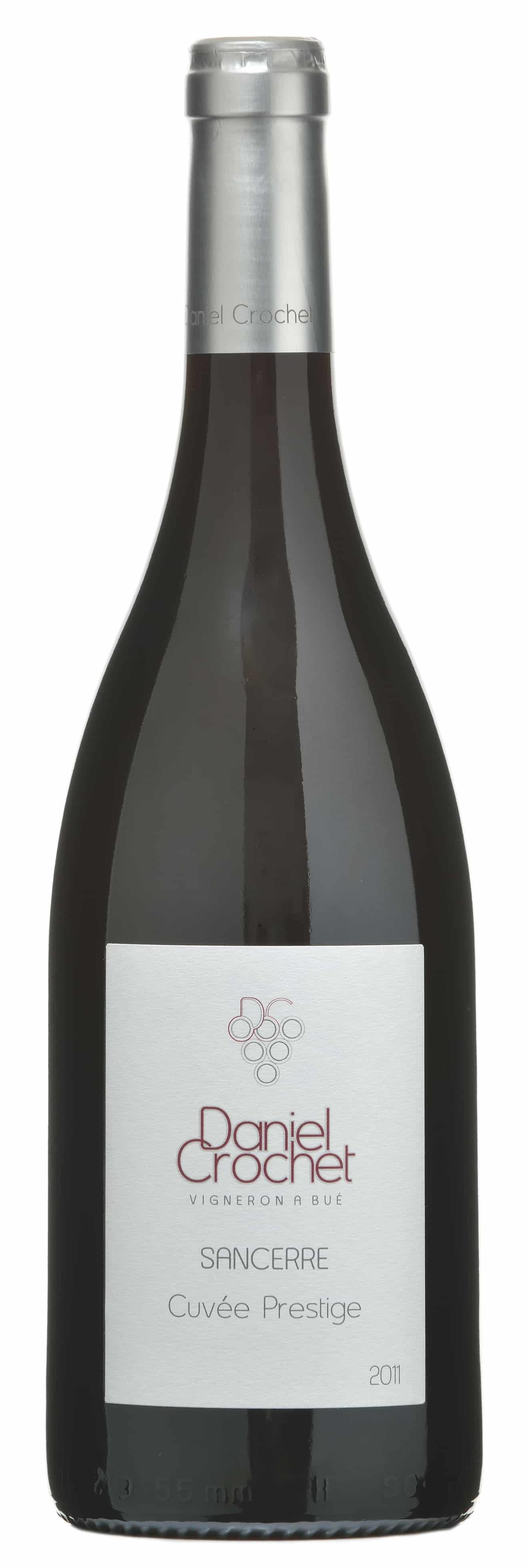 Vino rosso Sancerre Rouge Cuvée Prestige