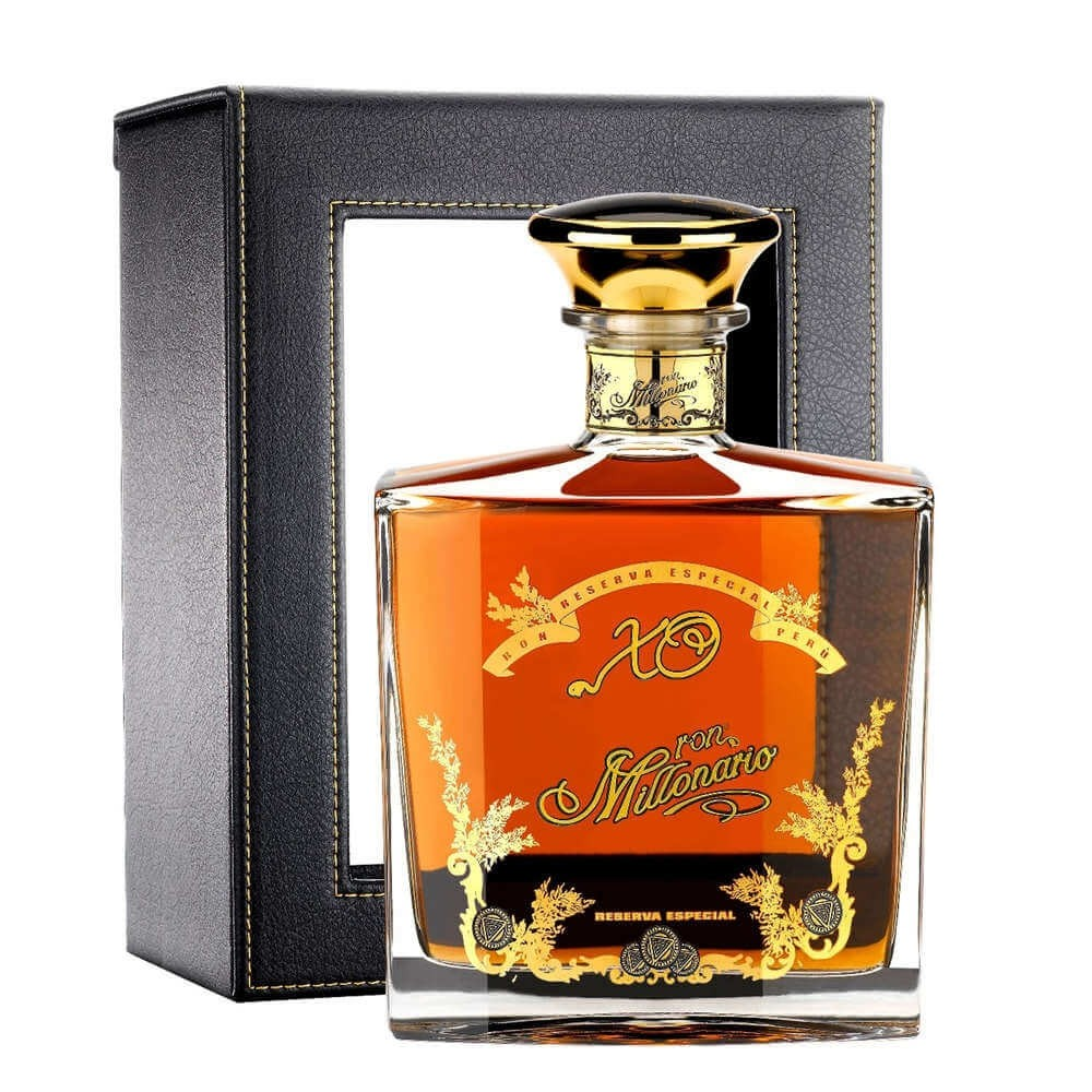 Distillato Rum XO Decanter Millonario