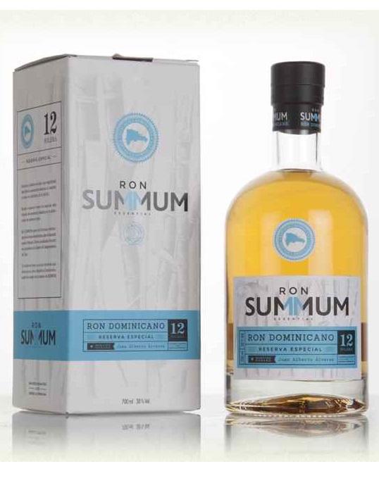 Confezione regalo Rum Reserva Especial 12 anni Solera Summum