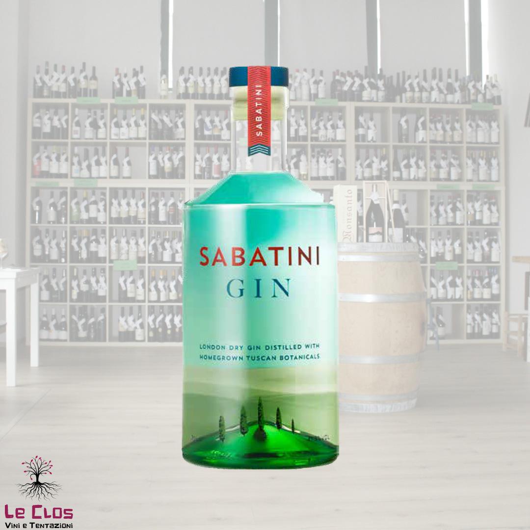 Distillato Gin Sabatini