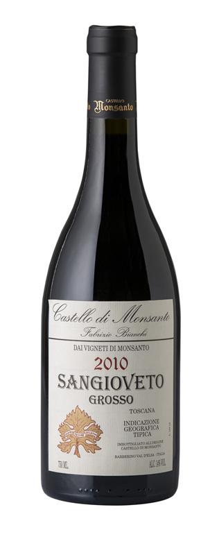 Vino rosso Fabrizio Bianchi Sangioveto