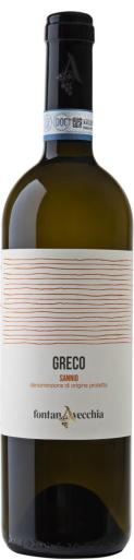 Vino bianco Sannio Greco