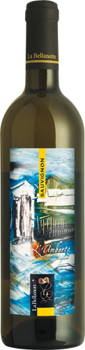 Vino bianco Sauvignon L'Umberto Friuli Isonzo