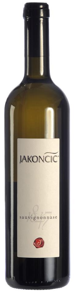 Vino bianco Sauvignonasse Jakoncic