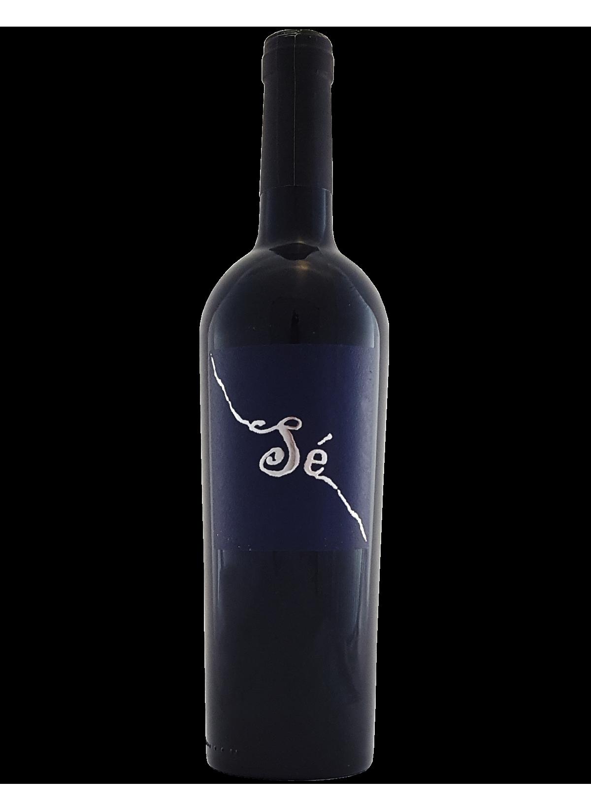 Vino rosso Sé Primitivo del Salento