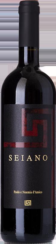Vino rosso Seiano Rosso
