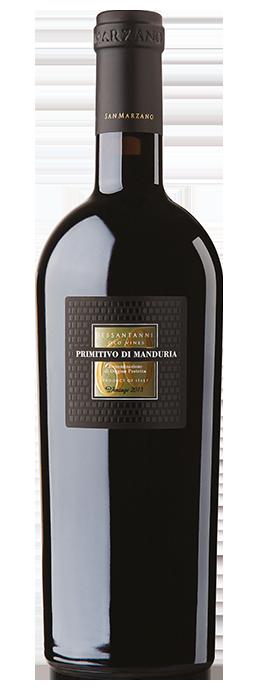 Vino rosso Sessantanni Primitivo di Manduria