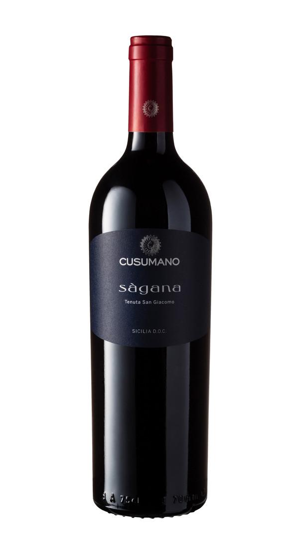 Vino rosso Sàgana Sicilia