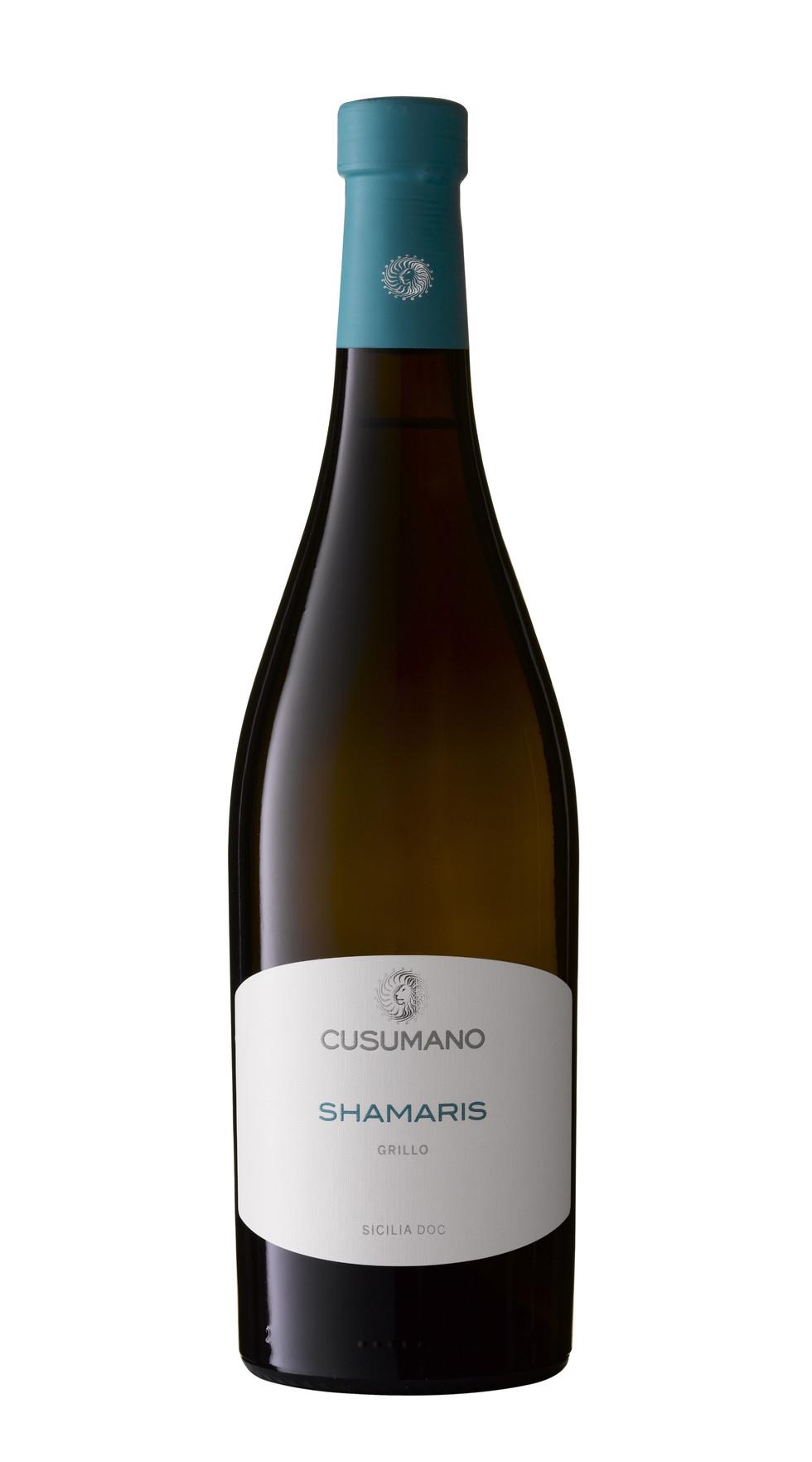 Vino bianco Shamaris Terre Siciliane