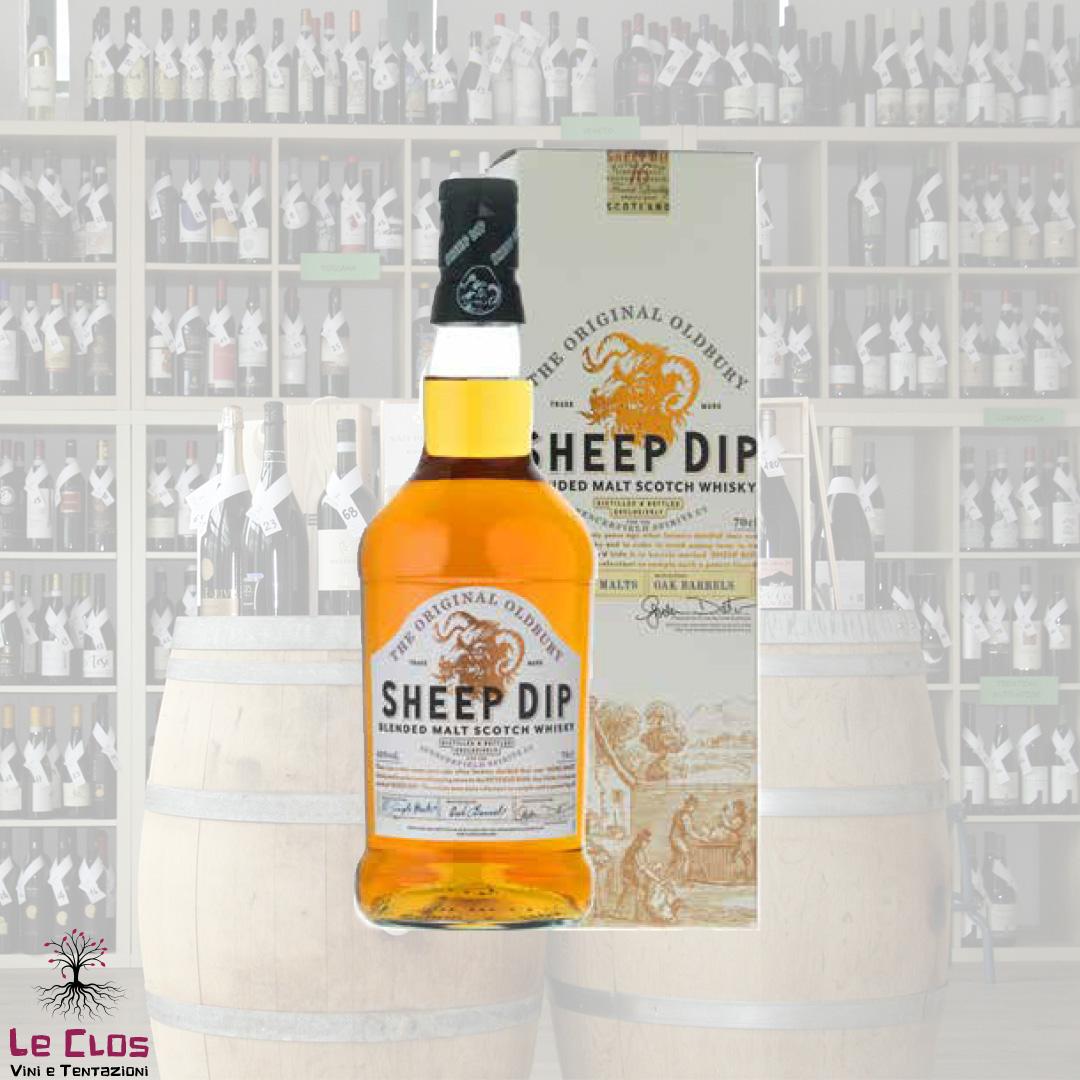 Distillato Whisky Sheep Dip Blended Malt Ian MacLeod