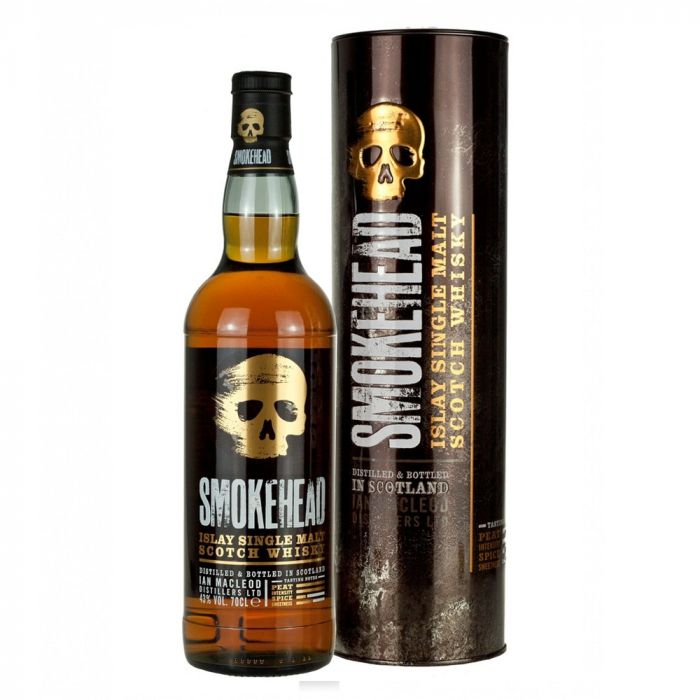 Distillato Whisky Smokehead