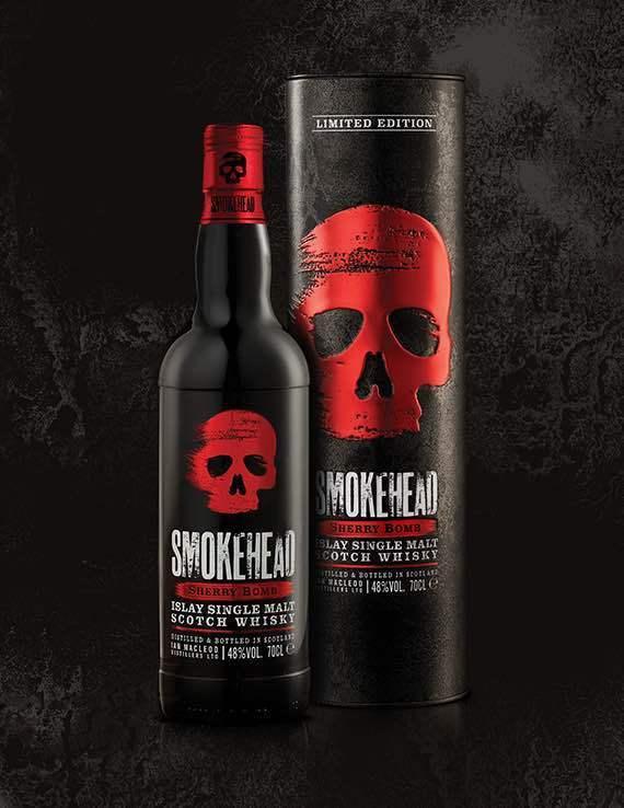 Confezione regalo Whisky Smokehead